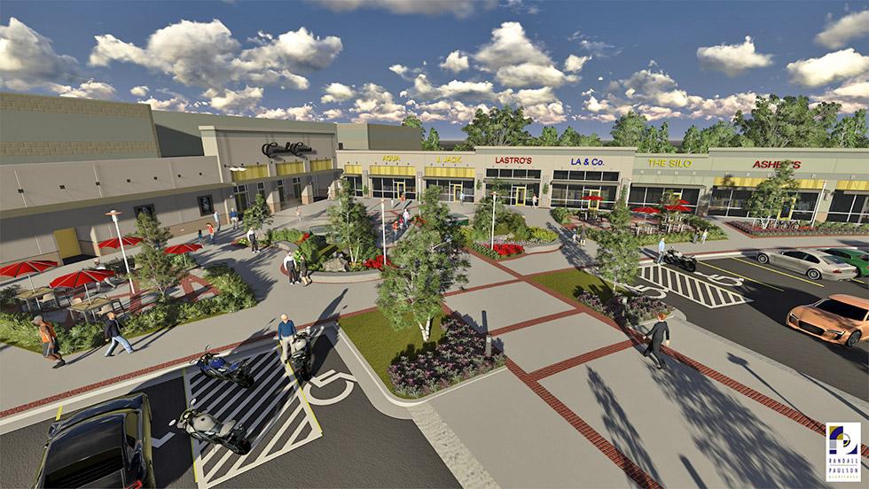 New Marketfair Shopping Center Redevelopment Details